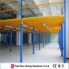 Scaffalatura industriale del metallo della visualizzazione della piattaforma di memoria del magazzino