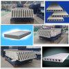 خفيفة الوزن التقسيم الخرسانة آلة البناء الجدار / معدات