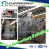Incinérateur de déchets médicaux de deux chambres, incinérateur de température élevée