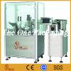 Máquina de relleno y que capsula de la loción/del perfume/máquina de rellenar líquida