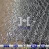 Galvanizado en caliente de gaviones cestas de alambre/ Rock colchón