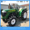 40HP 4WD Rueda agrícola / granja / mini agricultura / jardín / césped / compacto / pequeño / remolque tractor con 3 puntos de enlace