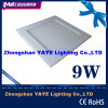 Yaye CE/RoHS SMD 9W Square LED Panel Light mit Factory Price