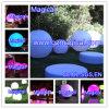 Diodo emissor de luz inflável da esfera que anuncia a decoração (MIC-328)