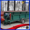 Fábrica de venda direta de madeira Slot Wood Debarker Machine com CE