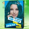 Tazol 79*2 Cor de cabelo temporária azul brilhante