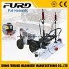 Fjzp-220 hormigón hidráulico en las cuatro ruedas máquinas láser de nivelación de terreno