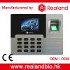 Realand 생물 측정 지문 출석 레코딩 시스템