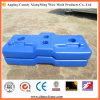 Concrete를 가진 UV5 Surface Treatment Temp Fence Base