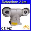 camera van het Toezicht van 2km de Infrarode Thermische met de PanSchuine stand van 360 Graad