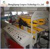 Cadena de producción de la pipa doble del PVC