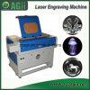 Mini máquina de grabado del laser para el metal cristalino de cristal de madera de cuero de acrílico