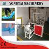 Verbrauchbarer Wegwerfcleanroom-Plastikschuh-Deckel, der Maschine herstellt