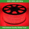 SMD 5050 Flexible СИД Strip Lights 220V