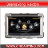 GPS를 가진 Ssangyong Rexton, Bluetooth를 위한 특별한 Car DVD Player. A8 Chipset Dual Core 1080P V-20 Disc WiFi 3G 인터넷 (CY-C269로)