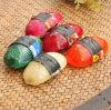 Тип 2014 ванны люфы красотки качества цветов благоуханием 15 плодоовощ цветка мыла ванны Таиланда овальный Handmade мыло масла