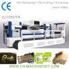Zj1060tn Máquina automática de estampagem de folhas quentes, cortador de matrizes, creaser