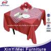 Haltbares Gaststätte-Polyester-Quadrat-Tabellen-Tuch