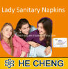 Ultra Thin High Abosrbent Lady Sanitary Pads