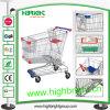 CE Standard Shopping Cart Trolley per Supermarket