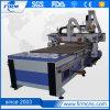 Máquina auto del ranurador del CNC de la carpintería del cambiador de la herramienta del Atc para la fabricación de los muebles