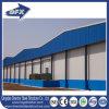 Entrepôt industriel préfabriqué d'entreposage au froid de structures métalliques grand