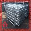 Andamio de acero de Ringlock del material de construcción de la larga vida para la venta