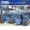 De semi Automatische Blazende Machines van het Voorvormen van het Huisdier van 2 Holte met Fles 800pH 500ml