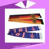 Длинний шумоглушитель с картиной флага для национальной деятельности P016A-0019