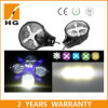60W 6inch LED Auxiliary Driving Lights mit Cross Angel Eyes