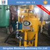 100% Alta calidad de la superficie de metal óxido quitar de la unidad de chorreo de arena