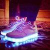 2016 горячая продажа моды LED Обувь/Группа Обувь/загорается обувь с красивым качества