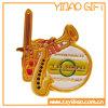 Chapado en oro del Pin de la solapa para los regalos promocionales (YB-MD-70)