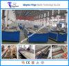 Ligne d'extrusion de profil du PE/PVC WPC, machine de fabrication en plastique en bois