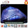 50x55m Transparent tente de renom de concert pour le Festival de musique