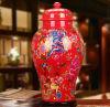Ancient Colorful Painting Mt 5를 가진 중국 Antique Furniture Ceramic Jar