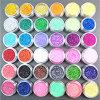 2017의 못 Art&Eyeshadow를 위한 새로운 디자인된 색깔 반짝임 분말