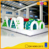 Aufblasbares Green Combos Obstacle Course für Sale (AQ1484-1)