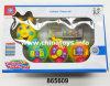 Música de brinquedos de plástico de brinquedos eléctricos Instrumento de brinquedo brinquedo (865609)