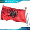 Drapeau de l'Albanie imprimé par Digitals de l'euro 2016 de l'UEFA (M-NF05F09064)