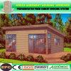 Modulares vorfabriziertes vorfabrizierthaus/kleines Fertighaus/bewegliche Protokoll-Kabine