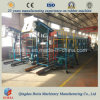 Equipamento de produção de borracha da folha, máquina refrigerando da folha de borracha