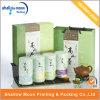 カスタマイズされた印刷の堅いペーパー管の茶包装ボックス(QYCI15233)