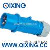 Il Cee forma Quality&#160 meraviglioso; spina elettrica blu di 16A 3p