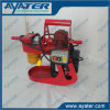 Macchina Of7s10p1m1b10e del filtrante del separatore di acqua dell'olio della turbina del rifornimento di Ayater