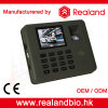 Sistema de gravação do tempo do cartão de RFID