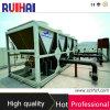 Refrigerador de água de refrigeração ar do parafuso para a máquina da modelação por injeção