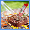 De Sonde die van de Thermometer van het Vlees van het voedsel Opvouwbare Digitale Thermometer voor het Koken van BBQ van de Keuken Thermometer vouwt