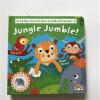 Tapa dura color completo aprendizaje de niños Libro de impresión