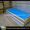 IsolierFireproof Aluminum Rock Wool Sandwich Panel für Roof Wall